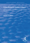 Policy Networks Under Pressure : Pollution Control, Policy Reform and the Power of Farmers - eBook
