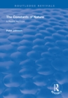 The Constants of Nature : A Realist Account - eBook