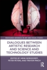 Dialogues Between Artistic Research and Science and Technology Studies - eBook