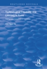 Technological Capability and Learning in Firms : Vietnamese Industries in Transition - eBook