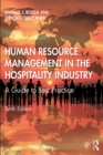 Human Resource Management in the Hospitality Industry : A Guide to Best Practice - eBook
