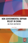 Non-Governmental Orphan Relief in China : Law, Policy, and Practice - eBook