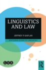 Linguistics and Law - eBook