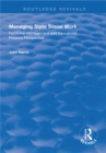 Managing State Social Work : Front-Line Management and the Labour Process Perspective - eBook