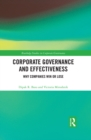 Corporate Governance and Effectiveness : Why Companies Win or Lose - eBook
