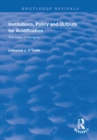 Institutions, Policy and Outputs for Acidification : The Case of Hungary - eBook
