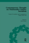 Contemporary Thought on Nineteenth Century Socialism : Volume II - eBook