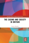 The Casino and Society in Britain - eBook
