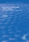 Economics of Marketable Surplus Supply : Theoretical and Empirical Analysis for China - eBook