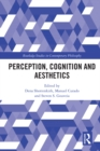 Perception, Cognition and Aesthetics - eBook