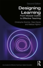 Designing Learning : From Module Outline to Effective Teaching - eBook