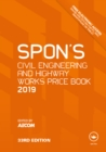 Spon's Civil Engineering and Highway Works Price Book 2019 - eBook