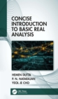 Concise Introduction to Basic Real Analysis - eBook