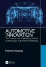 Automotive Innovation : The Science and Engineering behind Cutting-Edge Automotive Technology - eBook
