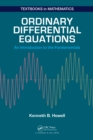 Ordinary Differential Equations : An Introduction to the Fundamentals - eBook
