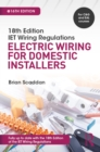 IET Wiring Regulations: Electric Wiring for Domestic Installers - eBook