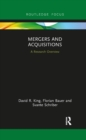Mergers and Acquisitions : A Research Overview - eBook