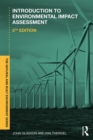 Introduction To Environmental Impact Assessment - eBook