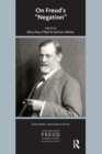 On Freud's Negation - eBook