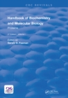Handbook of Biochemistry : Section A Proteins, Volume I - eBook