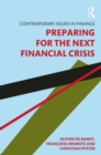 Preparing for the Next Financial Crisis - eBook