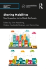 Sharing Mobilities : New Perspectives for the Mobile Risk Society - eBook