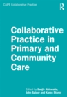 Collaborative Practice in Primary and Community Care - eBook