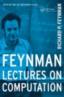 Feynman Lectures On Computation - eBook