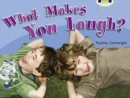 Bug Club Non-fiction Green A/1B What Makes You Laugh 6-pack - Book