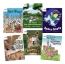Star Reading White Level Pack (5 fiction and 1 non-fiction book) - Book