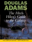 The Hitch Hiker's Guide To The Galaxy : A Trilogy in Five Parts - Book