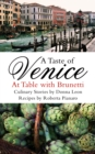 A Taste of Venice : At Table with Brunetti - Book