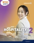 BTEC Level 2 First Hospitality Student Book - Book