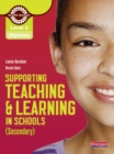 Level 3 Diploma Supporting teaching and learning in schools, Secondary, Candidate Handbook - Book