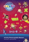 Heinemann Active Maths - Second Level - Exploring Number - Activity Photocopiable Masters - Book