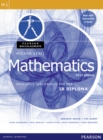 Pearson Baccalaureate  Higher Level Mathematics second edition print and ebook bundle for the IB Diploma - Book