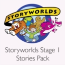 Storyworlds Stage 1 Stories Pack - Book