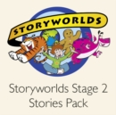 Storywolds Stage 2 Stories Pack - Book