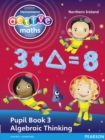 Heinemann Active Maths Northern Ireland - Key Stage 2 - Exploring Number - Pupil Book 3 - Algebraic Thinking - Book