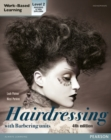 L2 Diploma in Hairdressing Candidate Handbook (including barbering units) - Book