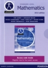 Pearson Baccalaureate Standard Level Mathematics second edition ebook only edition for the IB Diploma - Book