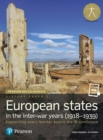 Pearson Baccalaureate History Paper 3: European states in the inter-war years (1918-1939) - Book