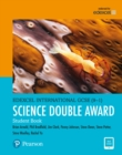 Pearson Edexcel International GCSE (9-1) Science Double Award Student Book - Book
