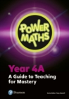 Power Maths Year 4 Teacher Guide 4A - Book