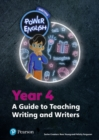 Power English: Writing Teacher's Guide Year 4 - Book