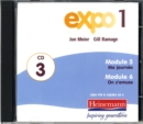 Expo 1 Audio CDs (pack of three) - Book