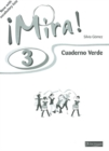 Mira 3 Verde Workbook (Pack of 8) - Book