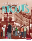 Atouts: AQA A2 French Student Book - Book