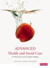 Advanced Health and Social Care for NVQ and Foundation Degrees - Book