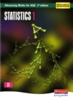 Advancing Maths for AQA: Statistics 1  2nd Edition (S1) - Book